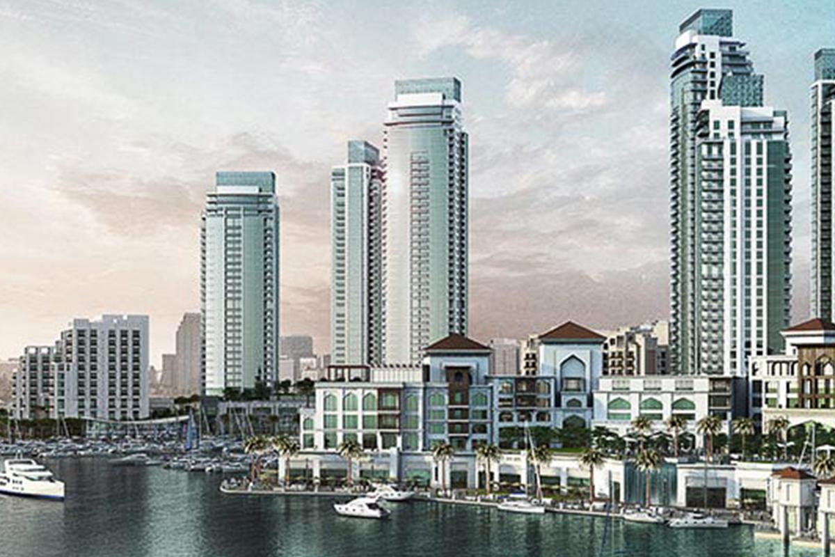 Dubai Creek Residences