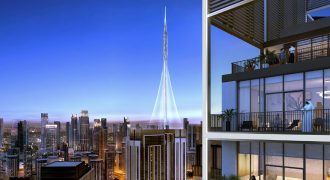 Emaar Creek Edge Apartments at Dubai Creek