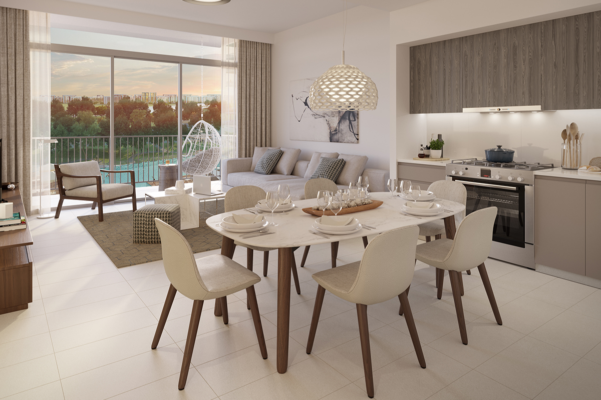 Emaar Executive Residences II- Park Ridge Dubai Hills Estate