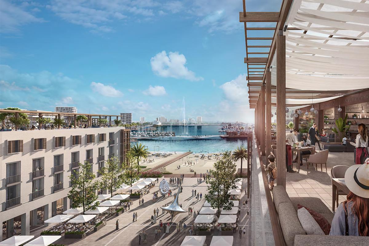 Emaar Mina Rashid – Sirdhana Apartments Dubai
