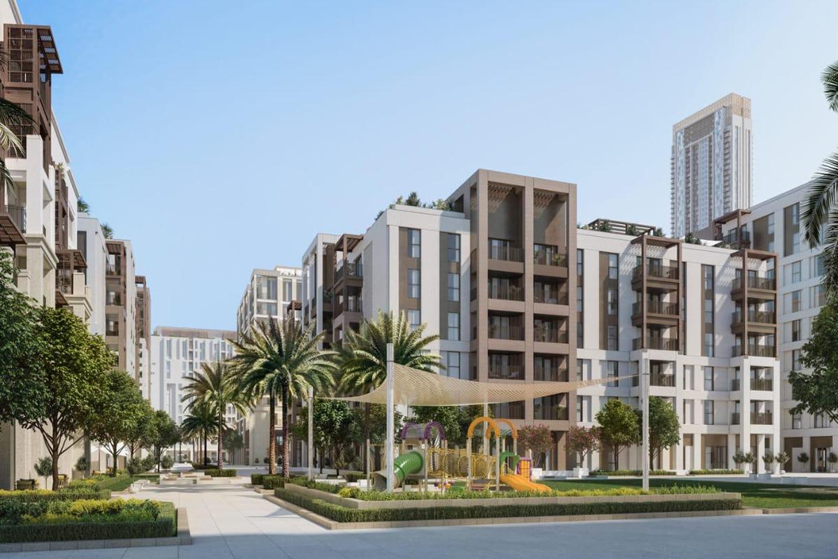 Emaar Summer Apartments at Creek Beach Dubai