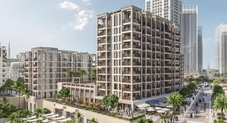 Emaar Summer Apartments at Creek Beach Dubai