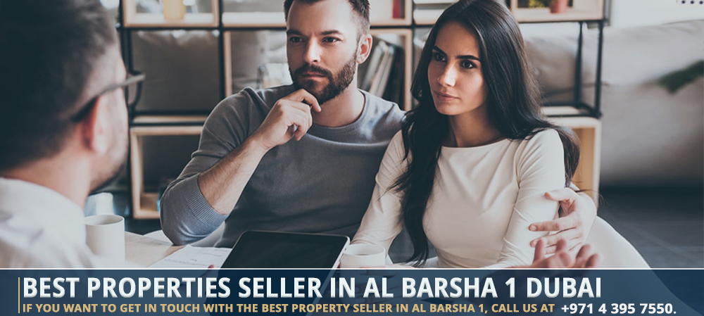 Best Properties Seller in Al Barsha 1 Dubai
