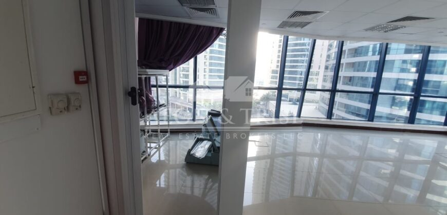 Fitted Unit | Close to Metro | Jumeirah Bay X2