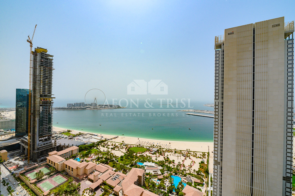 Full Sea View | Furnished | 3 Month FREE