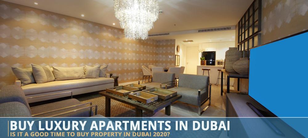 Buy Luxury Apartments in Dubai