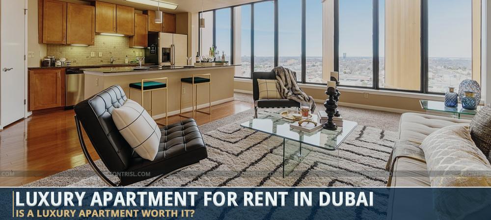 Luxury Apartment For Rent In Dubai