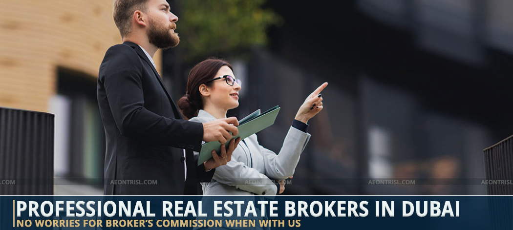 Professional Real Estate Brokers In Dubai