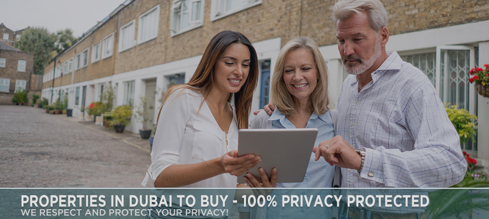 Properties In Dubai To Buy - 100% Privacy Protected