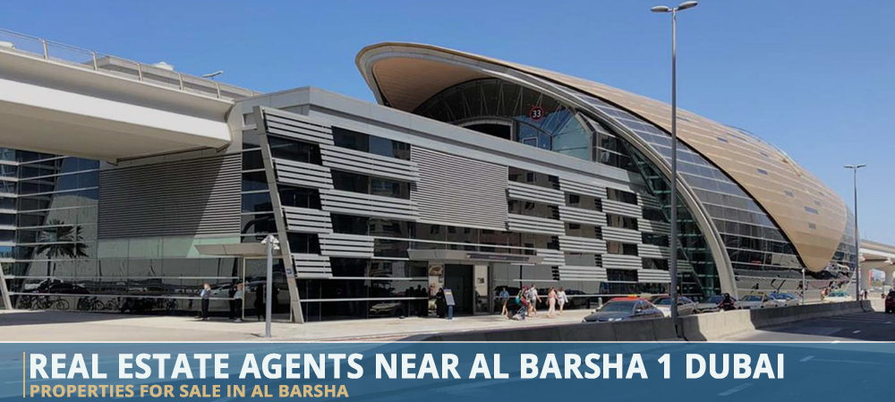 Real Estate Agents Near Al Barsha 1
