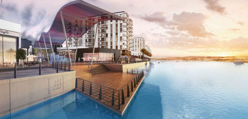 Water's Edge Apartments at Yas Island