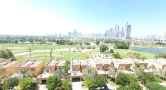 Fully Furnished 1 Bed I Full Golf View I Vacant