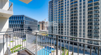 Pool View |Brand New 2 Bed Apartment |Park Heights