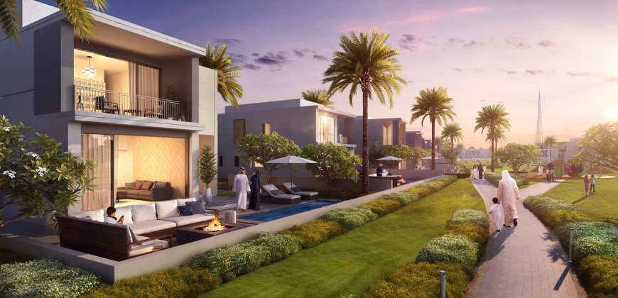 Sidra Villas By Dubai Hills Estate