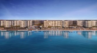 Water's Edge Apartments at Yas Island