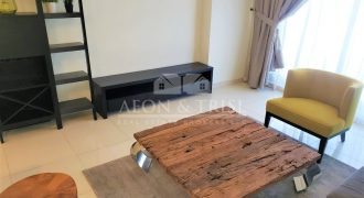 Furnished Apartment | Pool and Golf View | Balcony