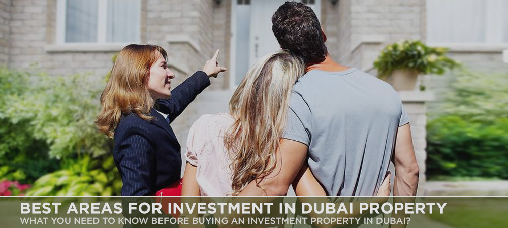 Best Areas for Investment in Dubai Property