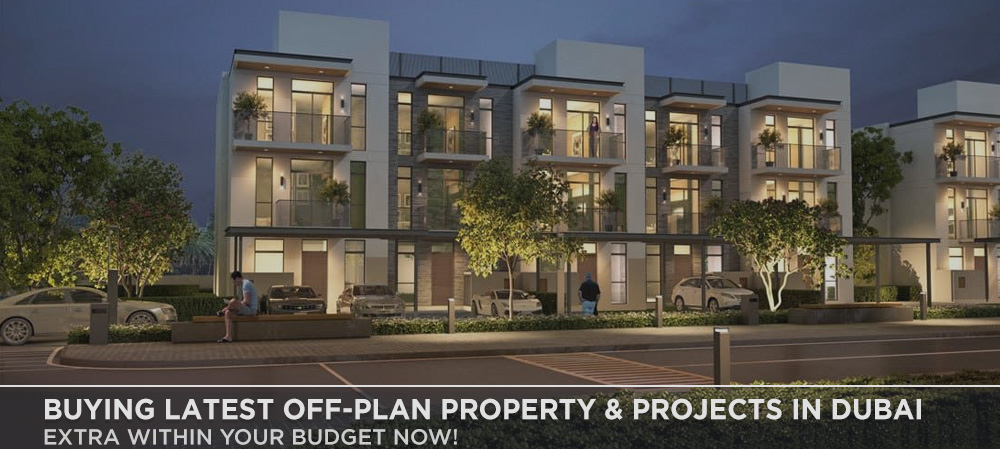 Buying latest off-plan property & projects in Dubai