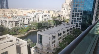 Great 1 Bed | Large Balcony | Pool and Lake View