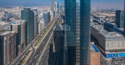 Elegant 3 BR | Panoramic Views| 21st Century Tower