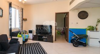 Unfurnished | Vacant | 1 Bedroom with Balcony | Emirates Cluster
