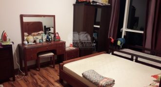 Semi furnished 1 bed with Marina viewing |  With balcony and store