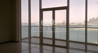 Tiara Tanzanite. 2 Bedroom  Plus Study. Sea Views