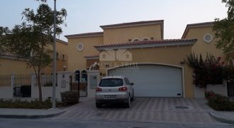 Jumeirah Park 3 Bed  Villa | Legacy Small | Decent Location