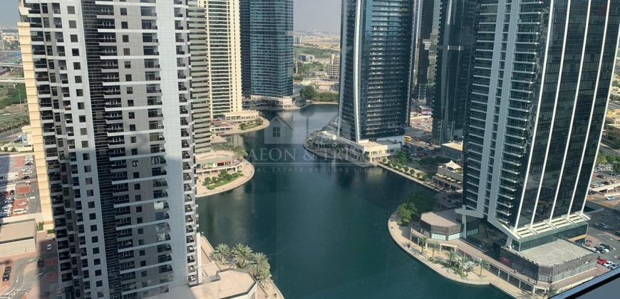 Stunning 1 Bed | Semi-Furnished and Bright | MAG 214 – JLT