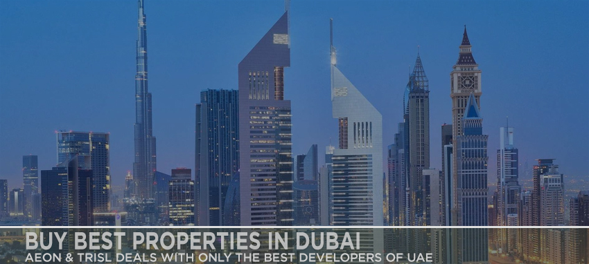 Buy Best Properties In Dubai