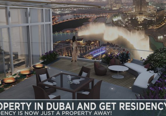 Buy Property In Dubai And Get Residency