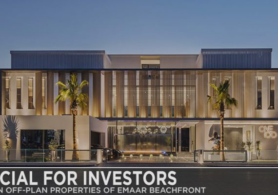 Investment In Off-Plan Properties Of Emaar Beachfront