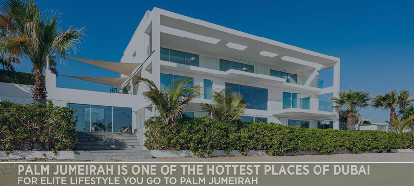 Palm Jumeirah Is One Of The Hottest Places Of Dubai