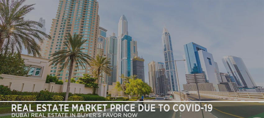 Real Estate Market Price Due To Covid-19