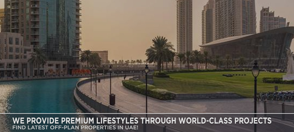 We Provide Premium Lifestyles through World-Class Projects