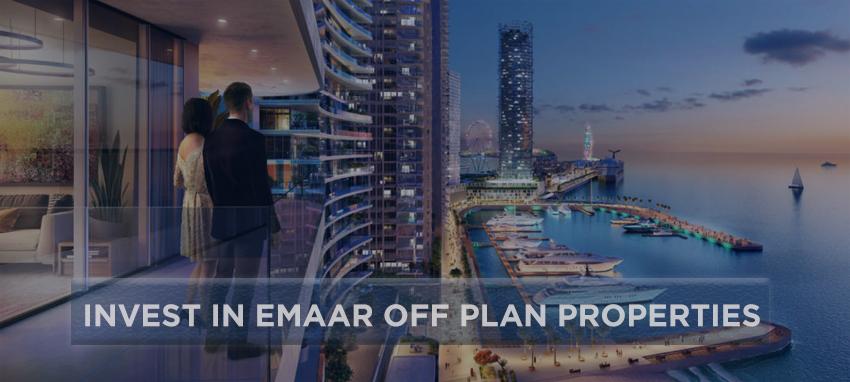 Invest In Emaar Off Plan Properties