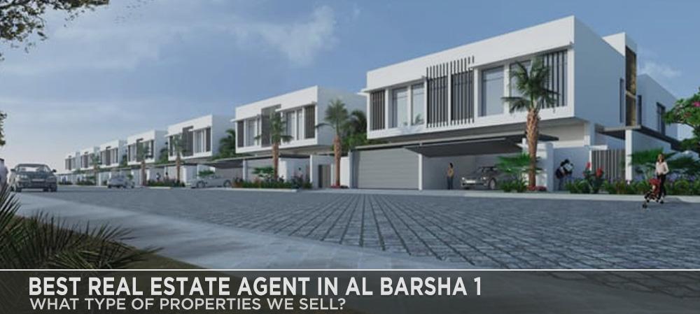 Best Real Estate Agent In Al Barsha 1