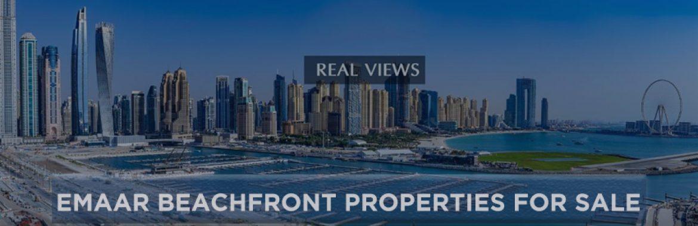 Emaar Beachfront Properties For Sale