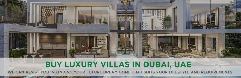 Buy Luxury Villas In Dubai