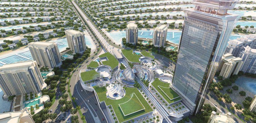The Palm Tower by Nakheel at Palm Jumeirah