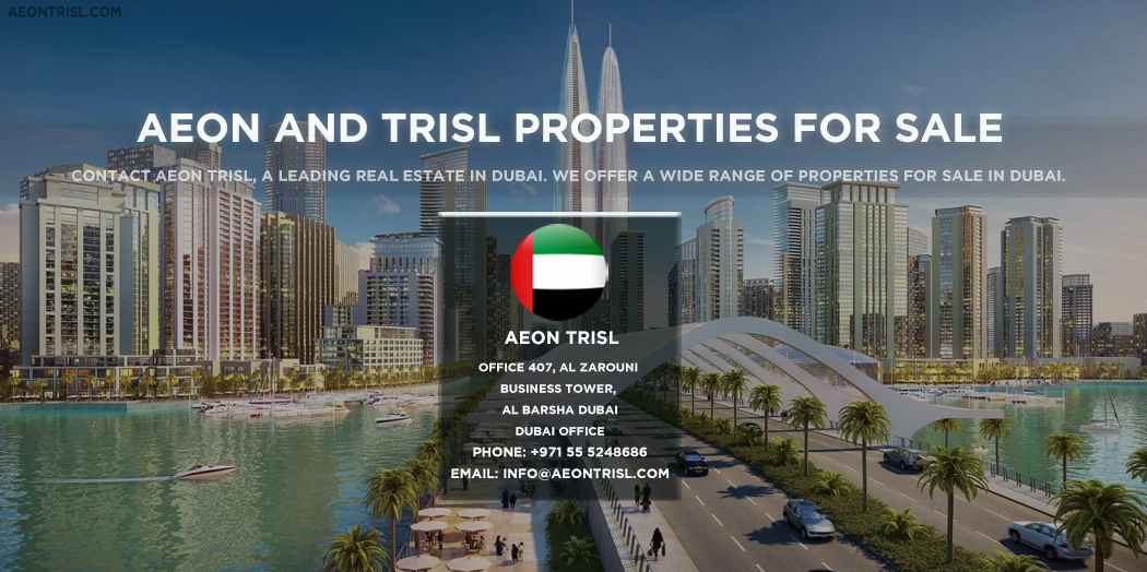 Aeon And Trisl Properties For Sale
