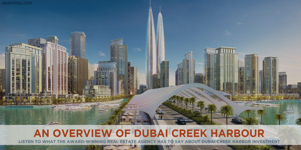 Dubai Creek Harbour Is The Place Of Amazing Apartments Within A Mega-City