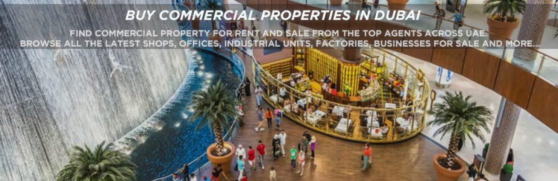 Buy Commercial Properties in Dubai