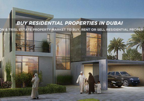 Buy Residential Properties in Dubai