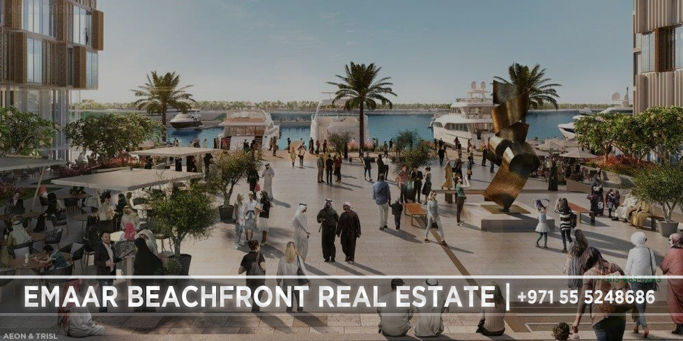 Emaar Beachfront Real Estate – Super Offer For 3br And Above