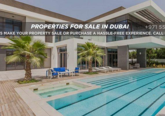 Properties For Sale in Dubai