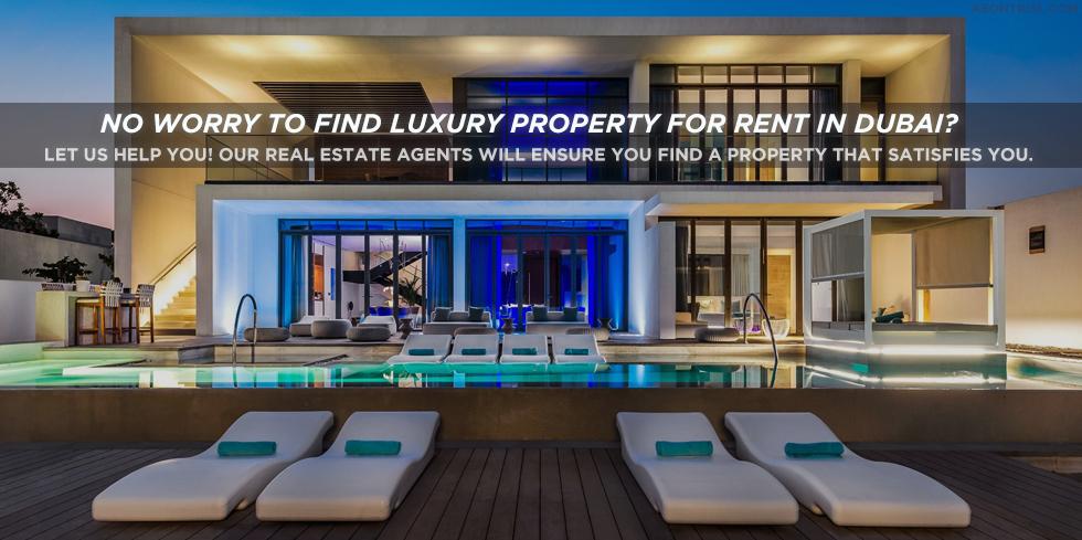 Properties For Rent in Dubai