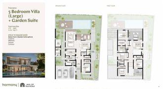 Large 5BR Villa plus Maid | Tilal Al Ghaf  Harmony