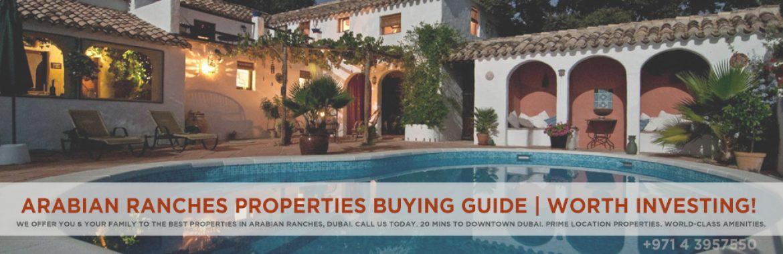 Arabian Ranches Properties Buying Guide