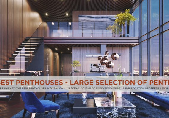 Dubai Best Penthouses